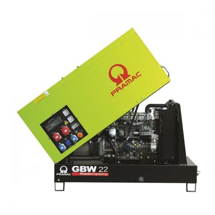 Grupo electrógeno Diesel Pramac GBW22P