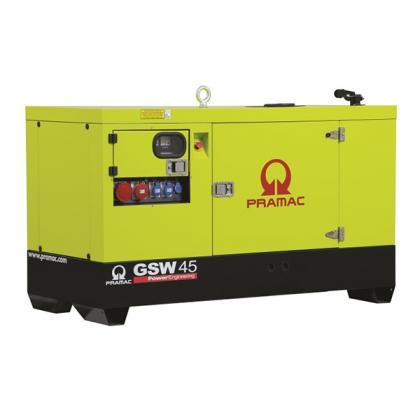 Grupo Electrógeno Diesel Pramac GSW45P