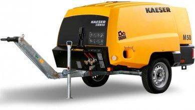 compresor kaeser M50