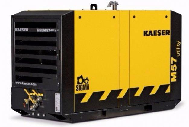 compresor kaeser M57 Utility