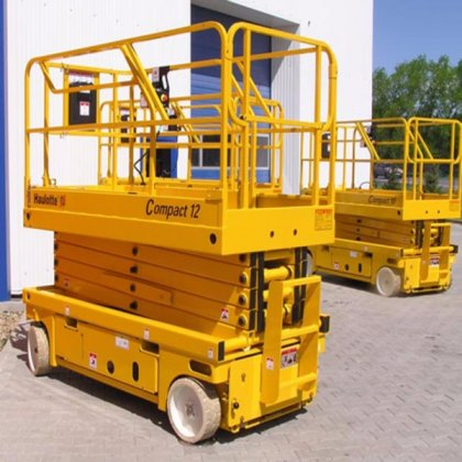 plataforma elevadora tijera compact-12