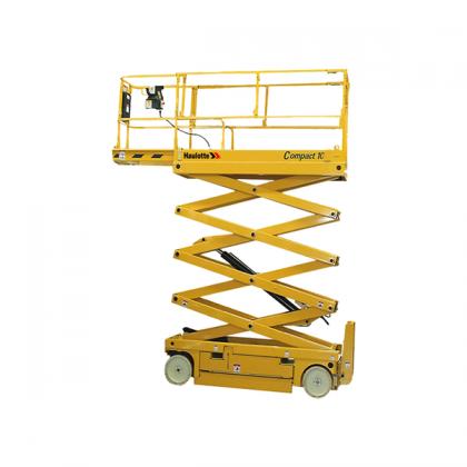 plataforma elevadora tijera COMPACT 10