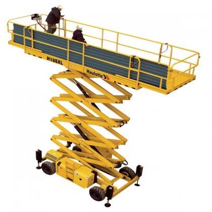 plataforma elevadora tijera sx18